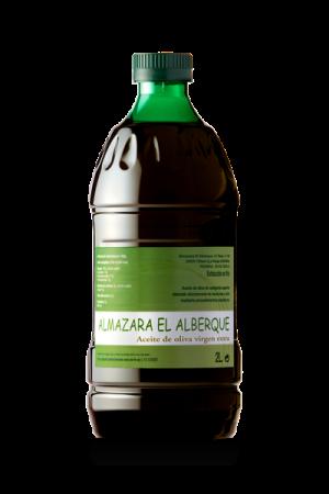 Almazara el Alberque (Botella de 2 litros – Caja de 6 Botellas)